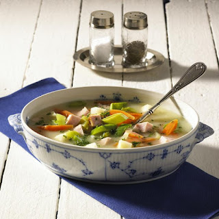 Colorful Vegetable Stew.
