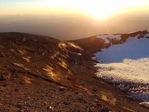 Photo: The Volcano is Alive