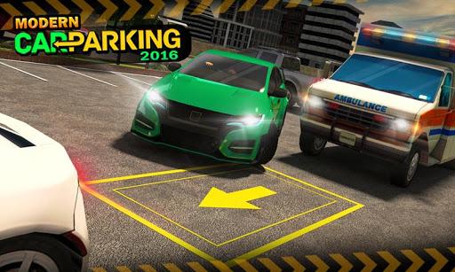 Modern Car Parking 2016