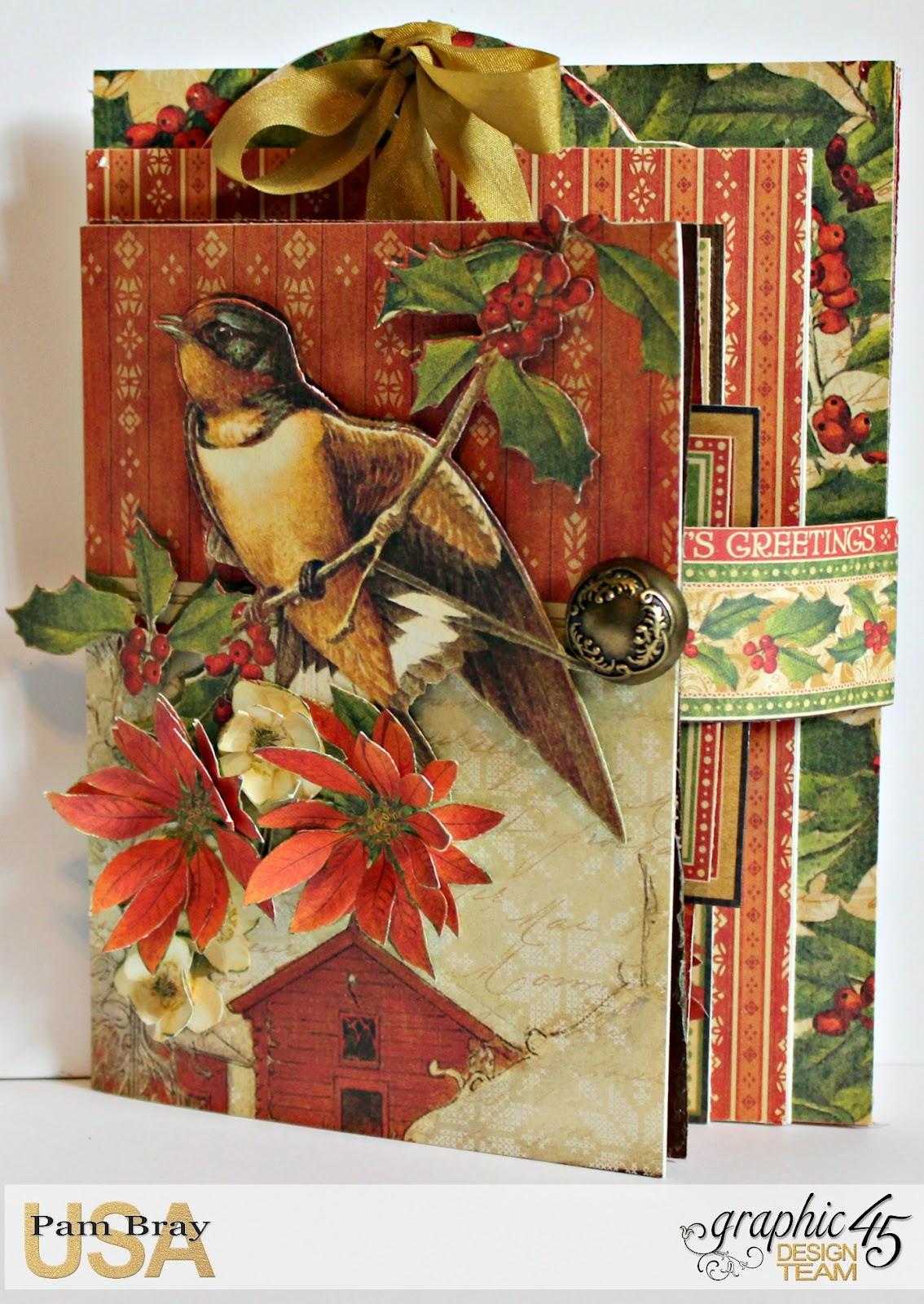 2017 G45 Brand Ambassadors- 2017 Pam Bray  - June 2017 - Winter Wonderland Card with Tutorial - Photo 2_6822.jpg