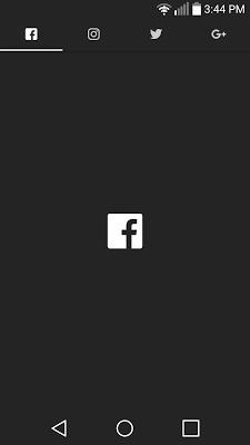 FlySo - Social Networks - screenshot