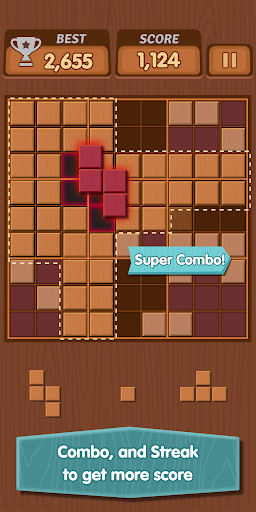 Block Sudoku Puzzle: Block Puzzle 99 1.4.16 screenshots 8