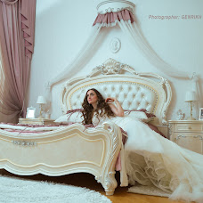 Wedding photographer Genrikh Avetisyan (GenrikhAvetisyan). Photo of 23.10.2015