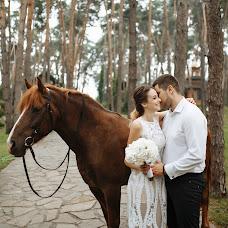 Wedding photographer Nata Rachinskaya (NataRachinskaya). Photo of 16.11.2018