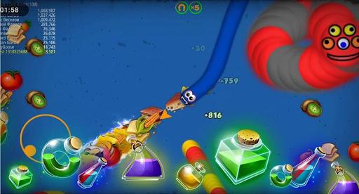 New Cacing.io 2020: Snake Zone Worm Mate Games screenshots 6