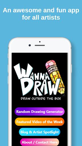 WannaDraw screenshot 3