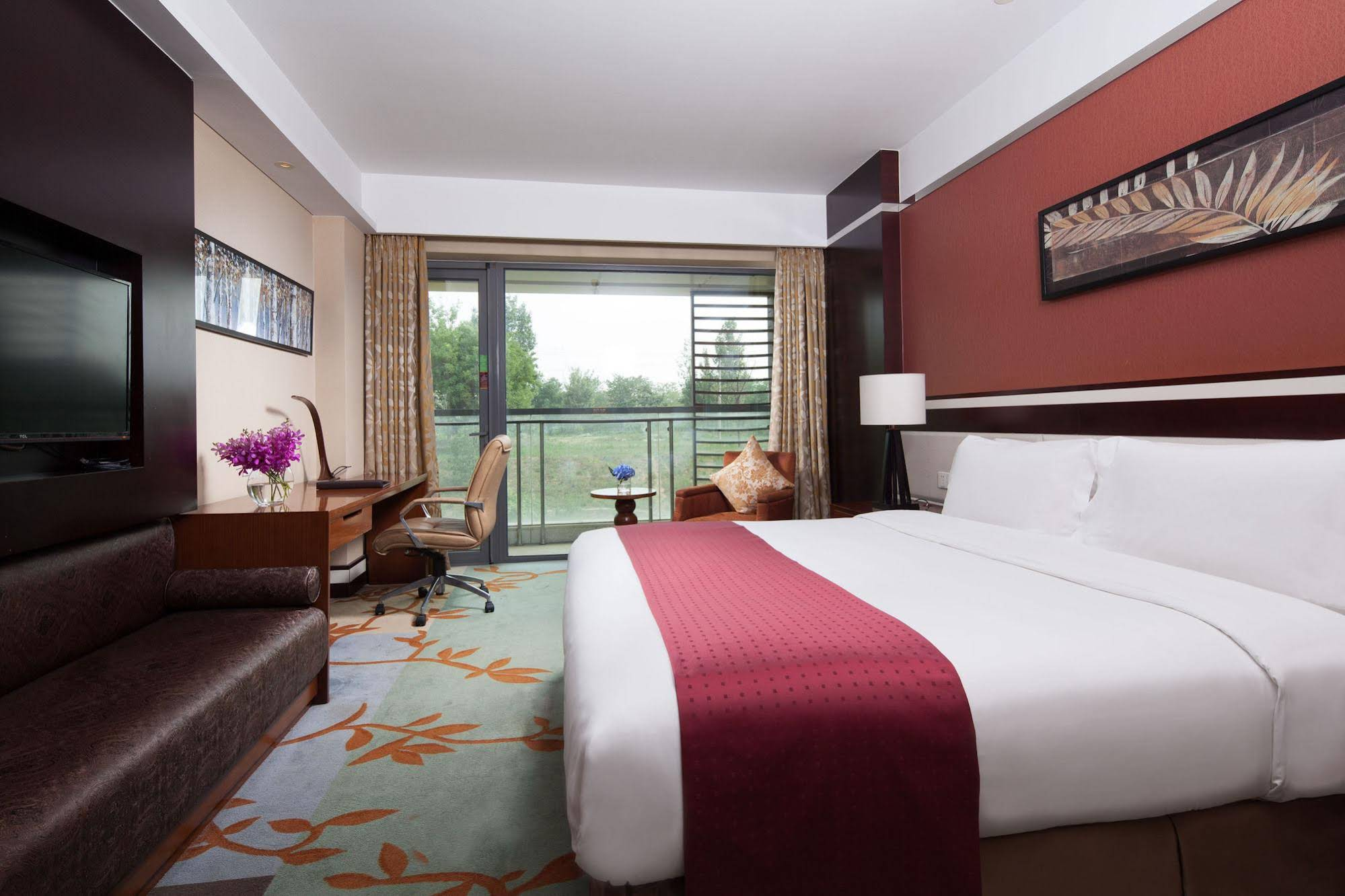 Holiday Inn Beijing Shijingshan Parkview