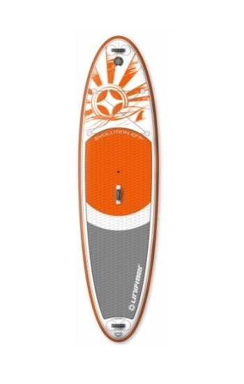 inflatable sup - Unifiber Evolution 10'7