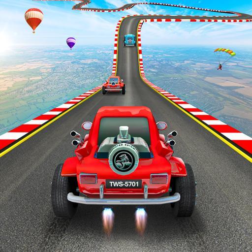 Mega Ramp Car Stunt Racing 3d Free Car Games 2020 Apps On Google Play
