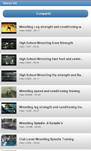 Wrestling training- screenshot thumbnail