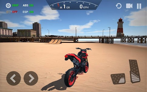 Ultimate Motorcycle Simulator MOD (Unlimited Money) 7