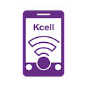 Kcell PTT icon