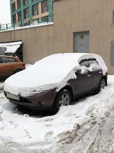 ムラーノ PNZ50 SE AWD 2002のカスタム事例画像 TakeRUSさんの2019年01月17日23:10の投稿