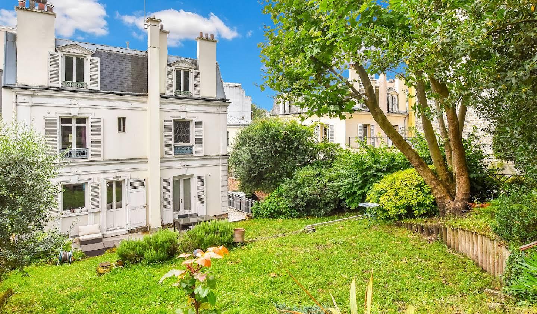 Maison avec jardin et terrasse Courbevoie
