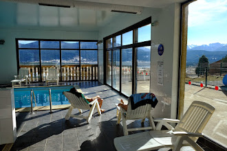 Photo: Espace piscine de la résidence le Clos des Fontaneilles