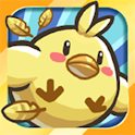 Bouncing Chick icon