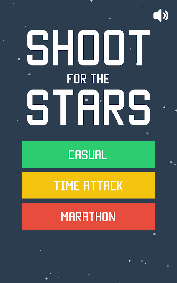 Shoot For The Stars- screenshot