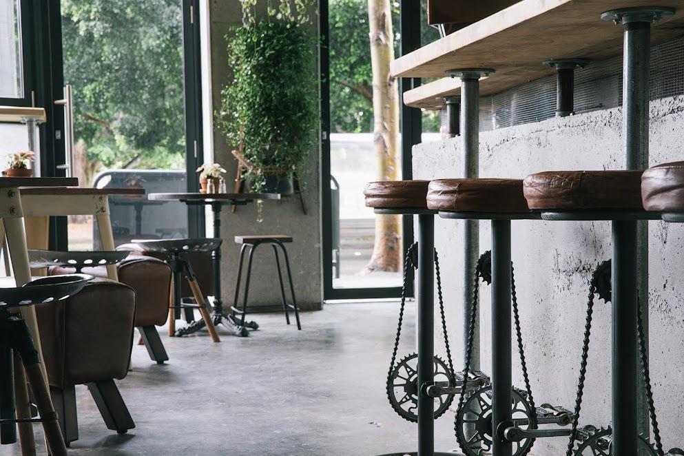 nội thất quán cafe đẹp sài gòn tp hcm