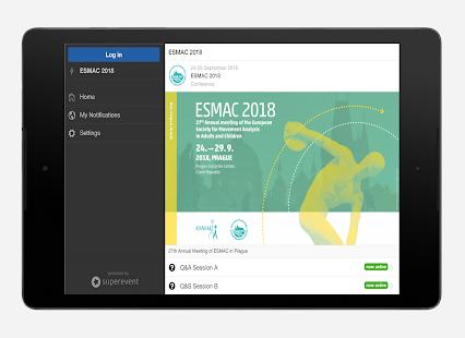 ESMAC 2018