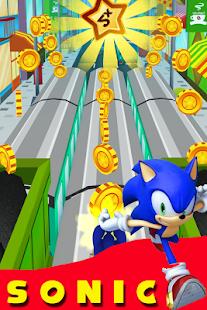 Subway Sonic Rush 2018 - náhled