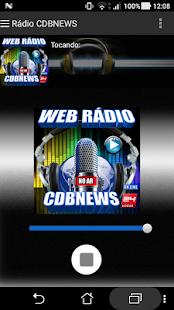 Rádio CDBNEWS - náhled