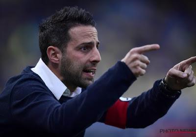 Yohan Croizet zocht de confrontatie op met zijn coach Yannick Ferrera
