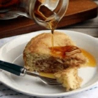 Cinnamon Roll Pancake.