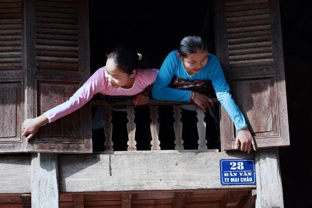 Nuit chez l'habitant à Mai Chau
