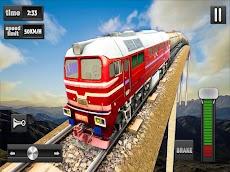 Impossible Air Train Driving Simulator 2020のおすすめ画像1