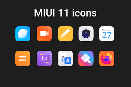 MIUI 11 – HD Icon Pack (NO ADS) 3