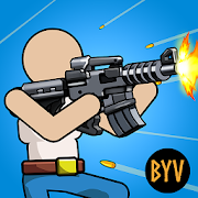 The Gunner: Stickman Weapon Hero 1.0.9 MOD APK