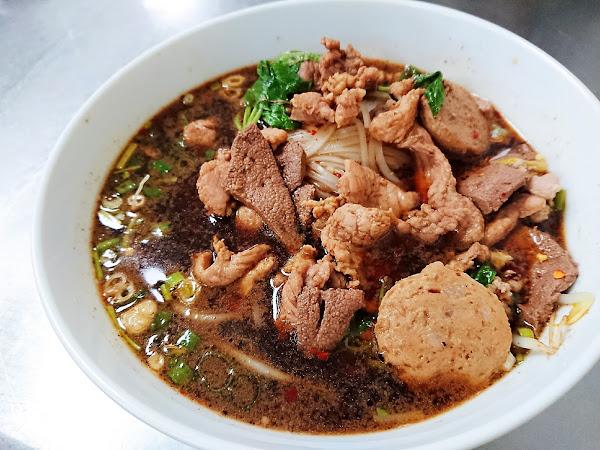 老麵攤Kanokwan- 泰國媳婦的家鄉菜 食尚玩家介紹超人氣店家 @台北松江南京