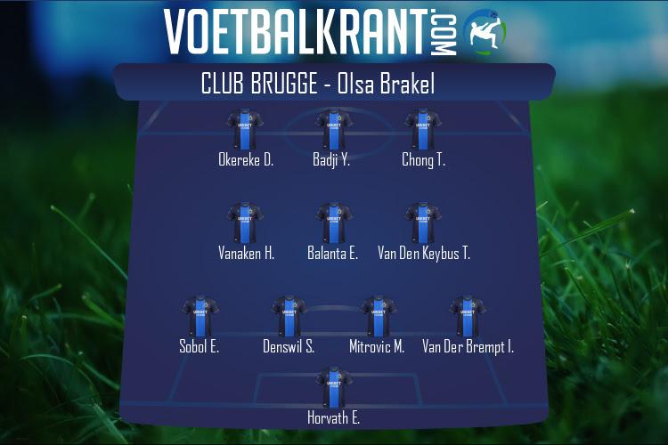 Club Brugge (Club Brugge - Olsa Brakel)