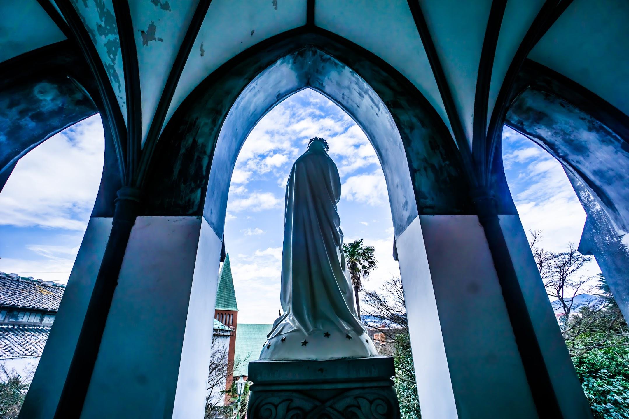 Nagasaki Oura Cathedral3