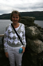 Photo: Turisti Loch Ness -järvellä