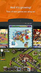 Lobi / Free game, Group chat- screenshot thumbnail