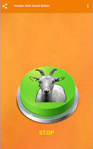 Scream Goat Meme Sound Button 1