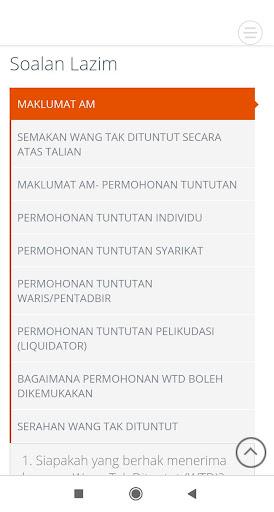 Download Semak Wang Tidak Dituntut 2020 Free For Android Semak Wang Tidak Dituntut 2020 Apk Download Steprimo Com