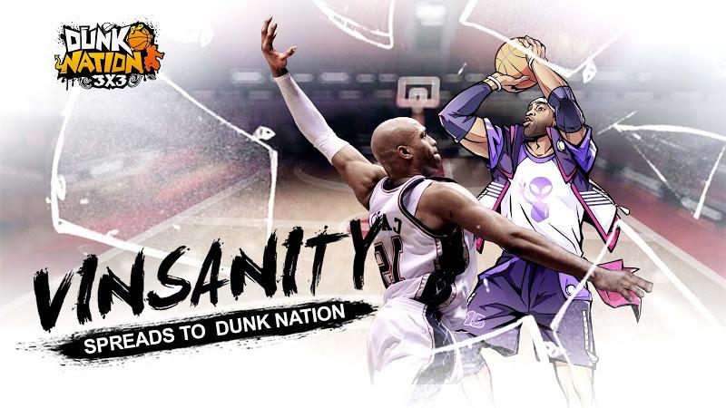 Free Download Dunk Nation 3X3 Cheat APK MOD