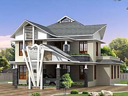 Home exterior design 2016 android apps on google play for Exterior house design app