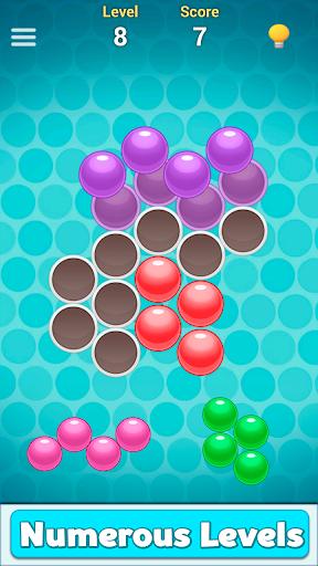 Bubble Tangram apktram screenshots 3