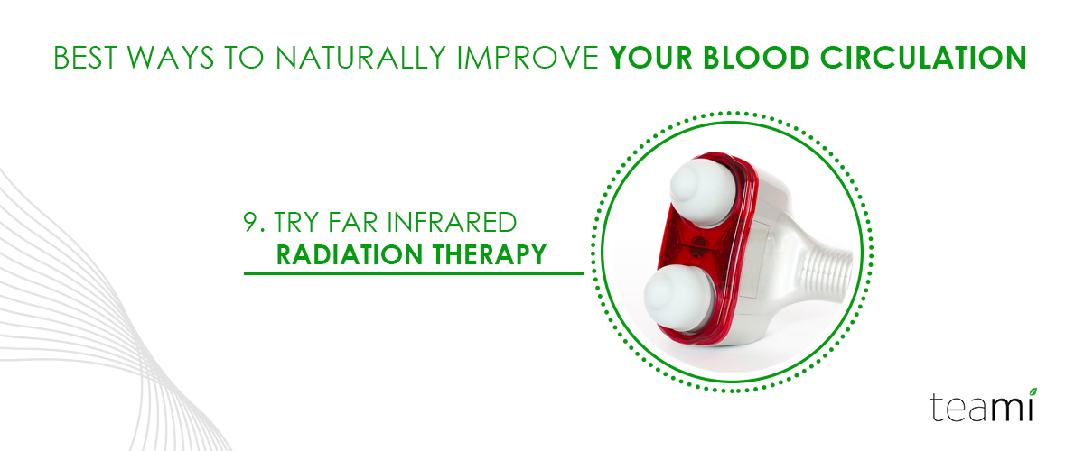 16 Tips To Improve Blood Circulation Naturally