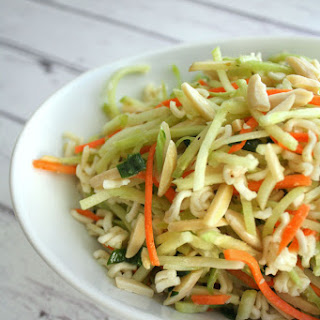 The BEST Broccoli Slaw