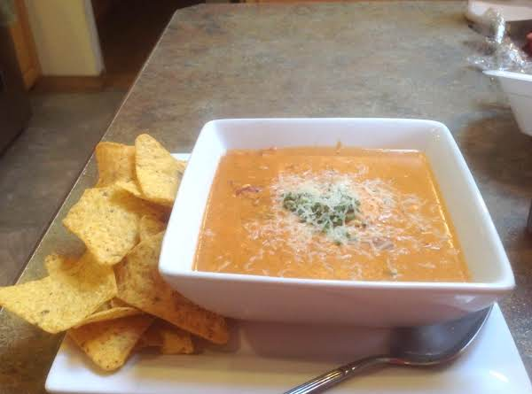 Stove Top Enchilada Soup Recipe