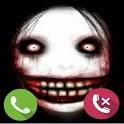Jeff the Killer fake call - Prank icon