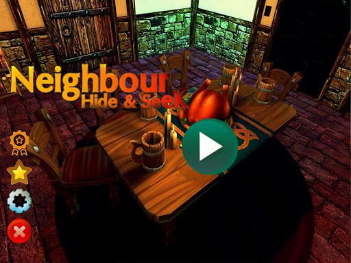 Scary Neighbor Escape Game 1.4 screenshots 2