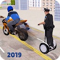 Hoverboard Gyroscooter Police Chase 2019 icon