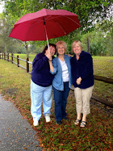 Photo: Donna, Dagmar and Kerry / 1-30-14_At Riverbend Pk