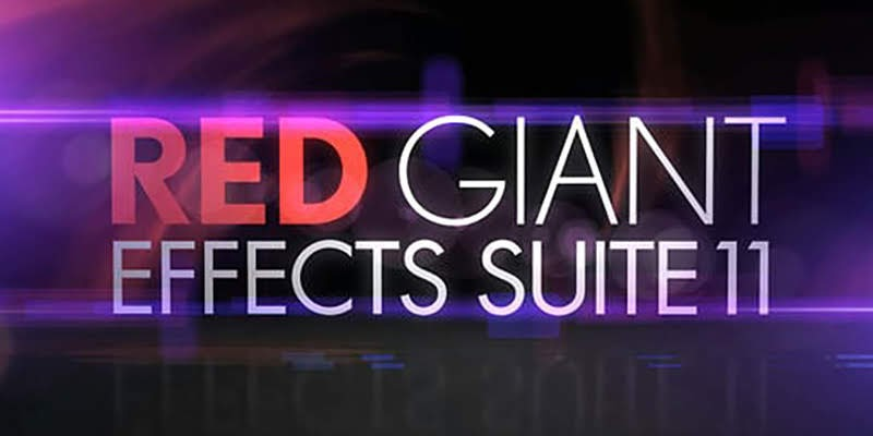 Red Giant Effects Suite cho Mac