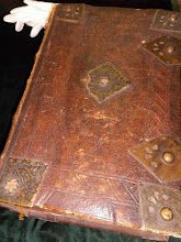 Photo: Bishop Valentine Metzler's Bible